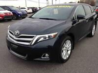 2013 Toyota Venza AWD,CUIR, TOIT PANORAMIQUE