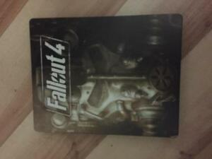 Fallout 4 with Steel Case