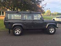 1995 Land Rover Defender 110