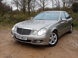 Mercedes e220 CDi Avantgarde Auto Diesel Lther Xenons Clean 2 owners