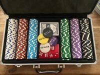 Poker set 300 piece