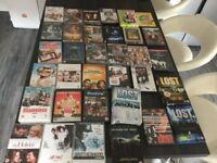 Loads DVDs all for £10 including boxsets