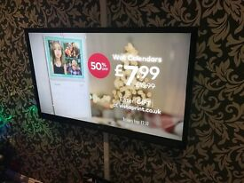 """LG 50"""" Plasma TV in excellent condition full HD"""