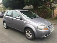 CHEVROLET KALOS 1.2 PETROL 2007 / 87k LOW MILEAGE 12MONTH MOT 5 DOOR HATCH BACK FULL SERVICE HISTORY