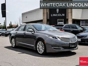 2014 Lincoln MKZ LEATHER, NAVI, MOONROOF, 19 WHL