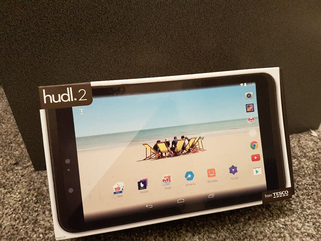 Hudl 2 - Android tablet Slate Black - Excellent Condition