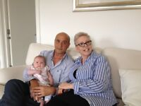 A mature Couple offering Home care services including Cleaning Caring Driving and Hairdressing.