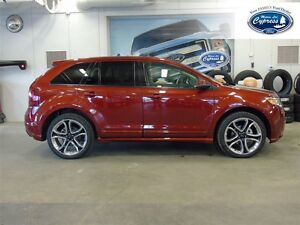 2014 Ford Edge Sport (Navigation  Remote Start  Heated Seats)