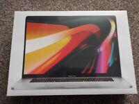 Brand New Sealed - MacBook Pro 16-inch Silver - Intel Core i9, 64GB Ram, AMD 5600M 8GB, 1TB SSD