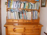 Solid Pine Dresser.