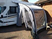 *REDUCED* Inflatable Awning for Caravan/Motorhome with ground sheet and accessories
