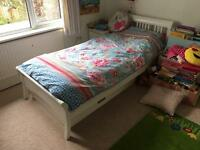 John Lewis Single Bed with Trundle guest bed