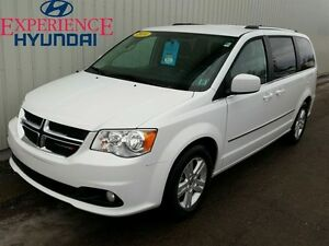 2016 Dodge Grand Caravan Crew LOW KMs ON THIS PASSENGER VAN WITH