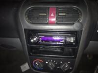Kenwood Bluetooth cd car stereo