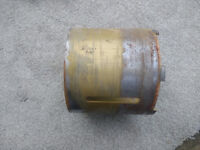 Diamond core drill 172mm Diameter Used for one hole