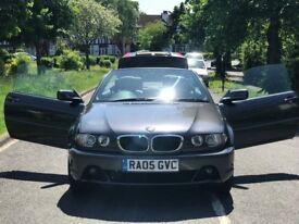 BMW 3 SERIES 320CD SE 2 DOOR MANUAL + HPI CLEAN + 1 YEAR MOT+ 3 MOTH WARRANTY + RECENTLY SERVICED