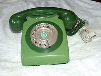 Original 80's Table Top Phone