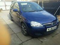 Vauxhall corsa 1.4 design 2006 full automatic (not eazi tronic)