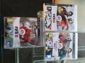 Play station 3 game Fifa