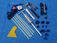 PDR Dent Removal Tool Kit - Slide Hammer - Paintless Dent Repair Kit
