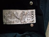BOSS Montana Non Denim Jeans, Trousers