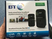 Broadband Extender FLEX 500 KIT