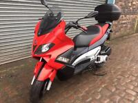 Gilera Nexus 250 SP, 2007, Maxi scooter, Delivery, Finance