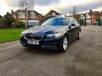 2014 BMW 5 Series 520d SE 4dr| Low 27K Miles| also suitable for PCO £30 Tax |Like e220 c200 e250 BMW