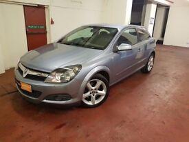 For Sale Vauxhall Astra GTC 1.9 Diesel SRI model year 2008 12 Months Mot Full History Service !!!!