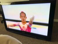 Panasonic 42in plasma TVs with free-sat HD