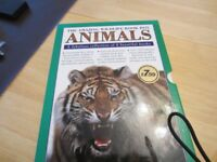 Brand new kids wildlife books