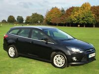 2012 / 62 FORD FOCUS 1.6 TDCi (115) TITANIUM ESTATE DIESEL * STUNNING CONDITION