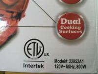 Electric meal maker