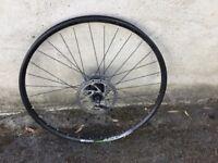 DT Swiss MTB rear wheel