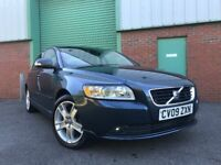 2009 (09) Volvo S40 1.6 SE EXCELLENT CONDITION FULL LEATHER INTERIOR SERVICE HISTORY CAMBELT CHANGED