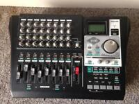 Tascam DP01FX CD Digital 8 Track Recorder