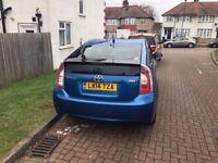 PCO CAR for Rent (Hire) Toyota Prius reg 60 £ 100 reg 2014 = 135