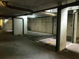Underground parking riverside to rent