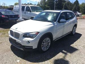 2013 BMW X1 28i/BLUETOOTH/AWD/HEATED SEATS