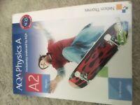 Physics AQA A2 textbook