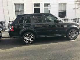 Range Rover 4 wheel drive 2012