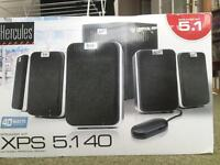 Hercules 5.1 speaker kit