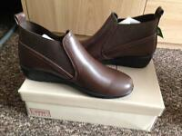 Brand. New with box and tags size 5 boots