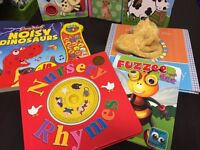 [Job lot] Assorted Baby's/Young Children's books.