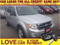 2011 Ford Escape XLT 4WD * ON-THE-SPOT APPROVAL