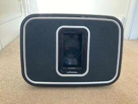 Altec Lansing in motion IM9 iPod Dock Speaker with Carry Case.