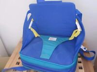 baby travle booster seat
