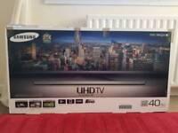Samsung Smart TV 4k 40'