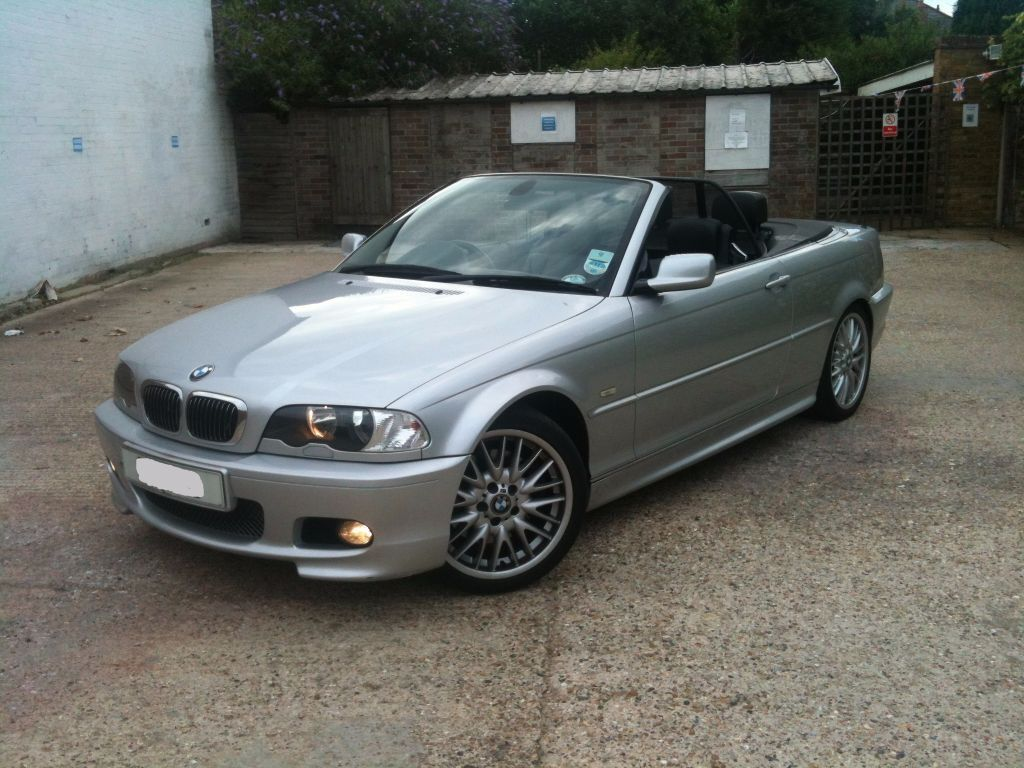 bmw 330 ci m sport e46 330ci convertible with hardtop only69k s h not m3 audi toyota subaru. Black Bedroom Furniture Sets. Home Design Ideas