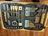 Bosch rachet/screwdriver bits / drill bit set